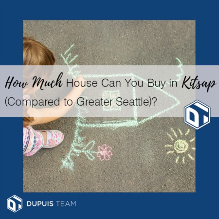 What Can You Get in Kitsap For Your Money (...Compared to Greater Seattle)?