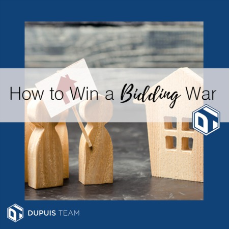 Three Ways to Win a Bidding War