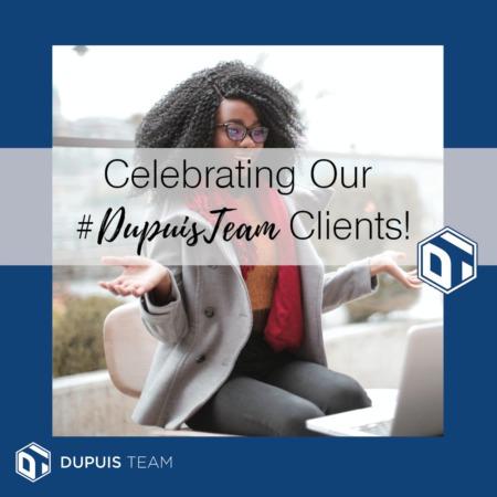 Celebrating Our Clients!