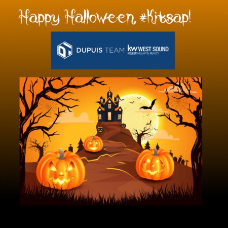 Happy Halloween! Dupuis Team Takes the Fright out of Real Estate Terms
