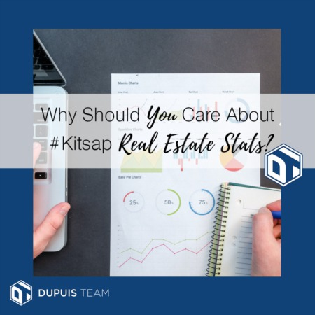 Why Should You Care About #Kitsap Real Estate Stats?
