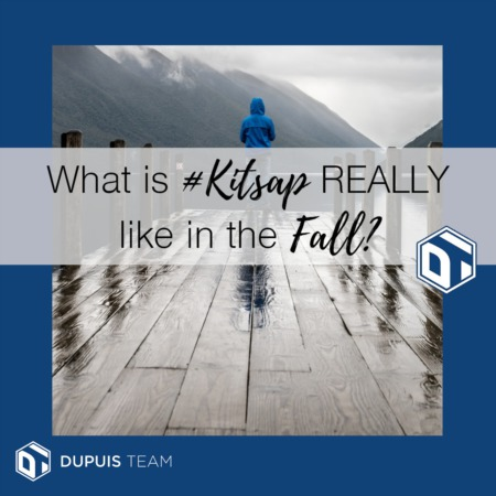 What is #Kitsap REALLY like in the fall?