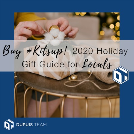 Buy #Kitsap!  2020 Holiday Gift Guide for Locals