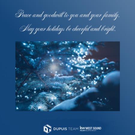 Happy Holidays 2020, #Kitsap!