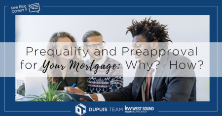 Prequalify and Preapproval for Your Mortgage:  Why and How?
