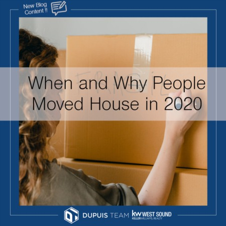 Where and Why People Moved House in 2020