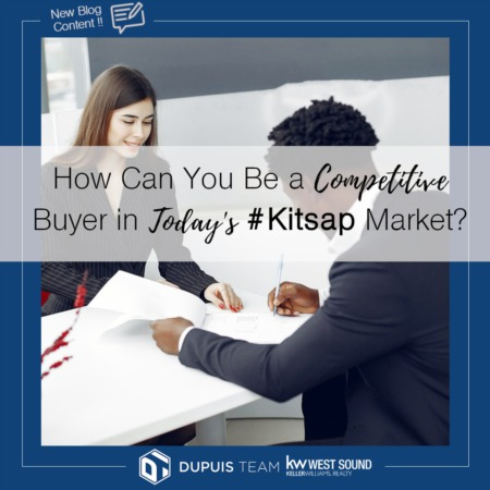 How to be a Competitive Buyer in Today's Market: Infographic!