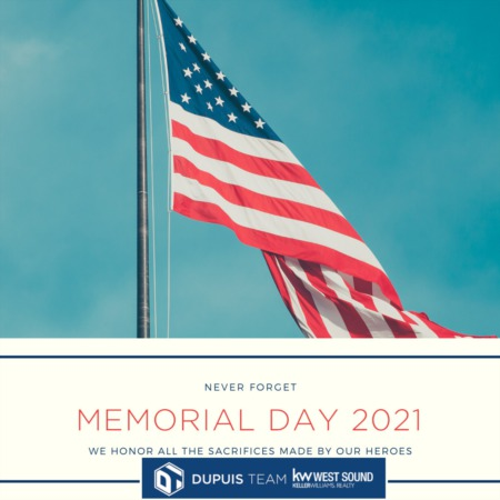 Military Monday: Reflecting on Memorial Day 2021