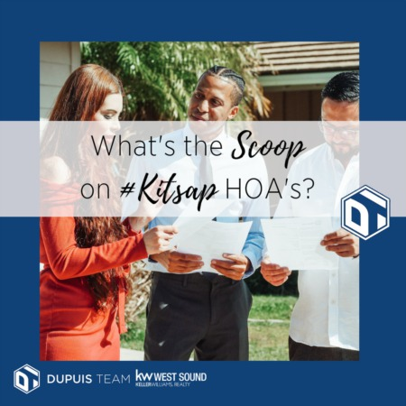 What's the Scoop on #Kitsap HOA's?