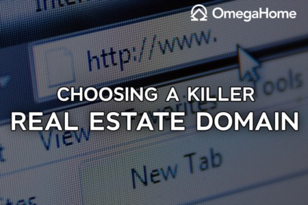The Agent's Guide to Choosing a Real Estate Domain in 2020