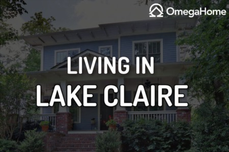 Living in Lake Claire, Atlanta [2021Guide]
