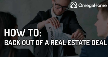 How a Buyer or Seller Can Back Out of a Real Estate Contract