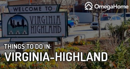Viriginia-Highland: Things to Do in Atlanta's Coolest Hood