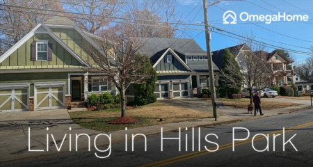 Living in Hills Park, Atlanta, GA: 2021 Neighborhood Guide