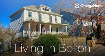 Living in Bolton, Atlanta, GA: 2021 Neighborhood Guide