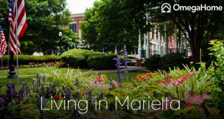 Living in Marietta, Atlanta, GA: 2021 Neighborhood Guide