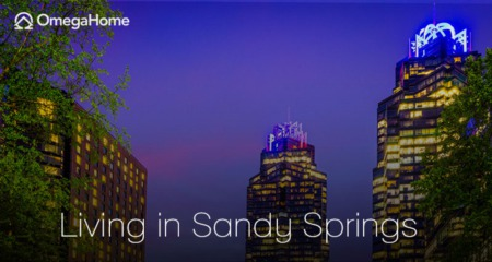 Living in Sandy Springs, GA: 2021 Neighborhood Guide