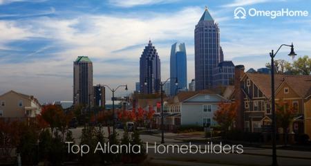 The Top 16 Homebuilders in Metro Atlanta [2021]