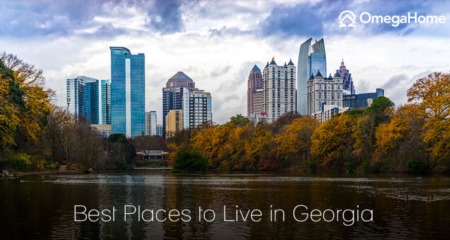 The 17 Best Places To Live in Georgia in 2021
