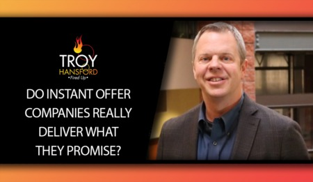 Sellers: Think Twice Before You Work With an Instant Offer Company