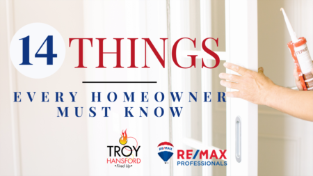 14 Things Every Homeowner Must Know