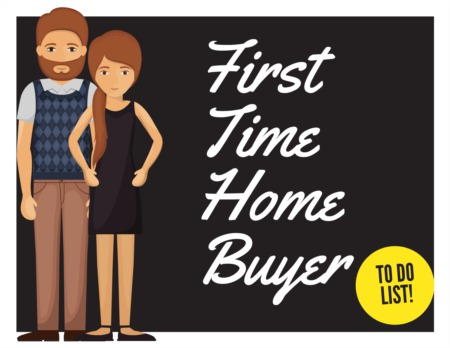 TO-DO LIST FOR FIRST TIME HOMEBUYERS