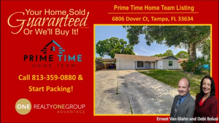 6806 Dover Ct Tampa, FL 33634