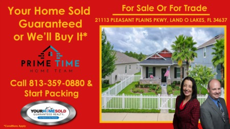 For Sale or Trade Craftsman Style Home in Connerton