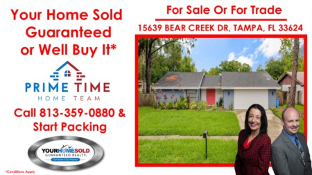 Northdale Home For Sale or Trade