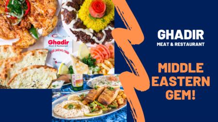Best Middle Eastern Eats!
