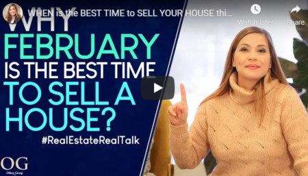 Why is February the BEST time to sell your home?