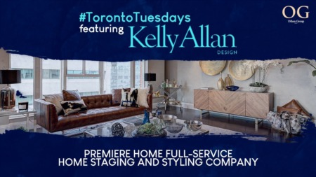 Staging With Kelly Allan Design