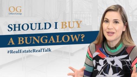 Should you buy a bungalow?