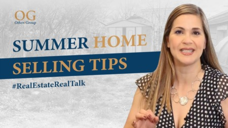 Summer Home Selling Tips