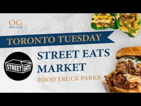 Toronto Street Eats Market!