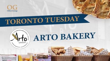 We're at Arto Bakery!