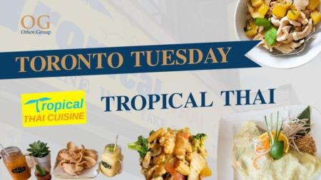The Best Thai Food in Toronto!