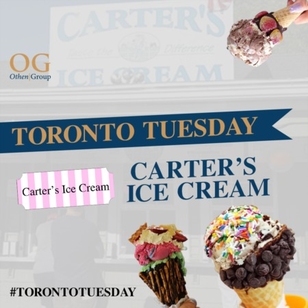 Carter's Ice Cream!