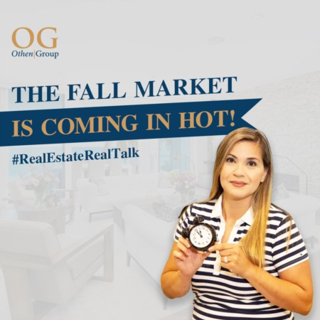 Your reminder! Fall Market is coming in HOT!