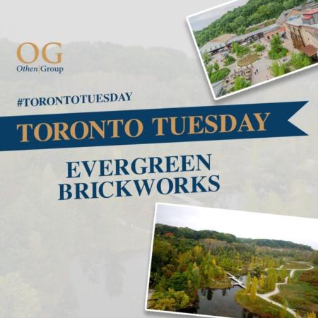 Evergreen Brick Works!