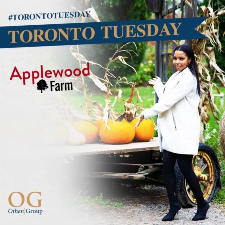 Applewood Farm for Apple Picking!