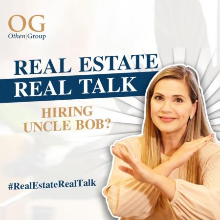 Should you hire Uncle Bob?