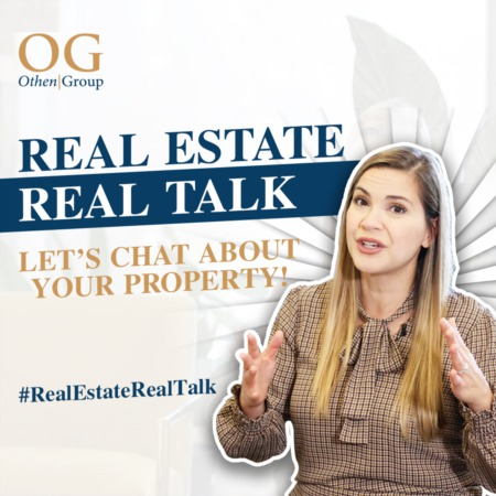 Let's chat about your property!