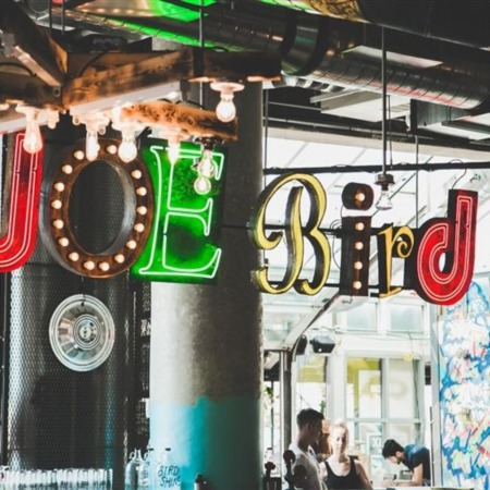 Our review on the restaurant: Joe Bird