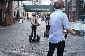 Join us on a Segway Tour