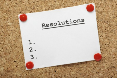Creating September Resolutions