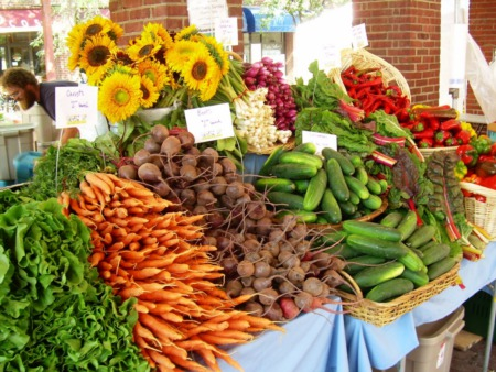 The Best Farmers Market in Toronto