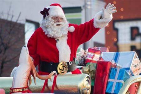 Santa Claus Parades 2019