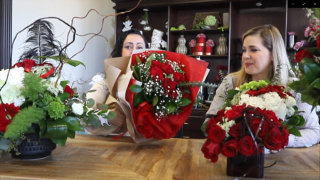 Our Top Secret Florist Revealed!