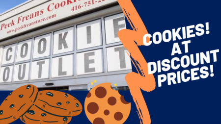 Hidden Gem Alert: Cookie Outlet!!